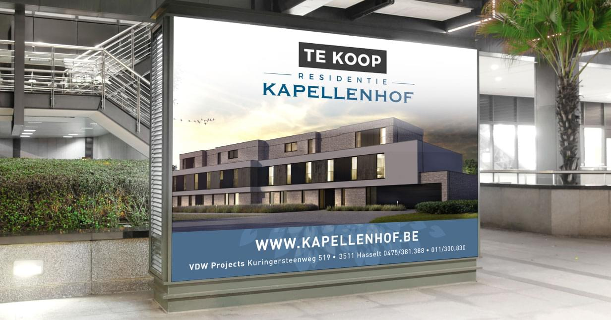 Kapellenhof spandoek
